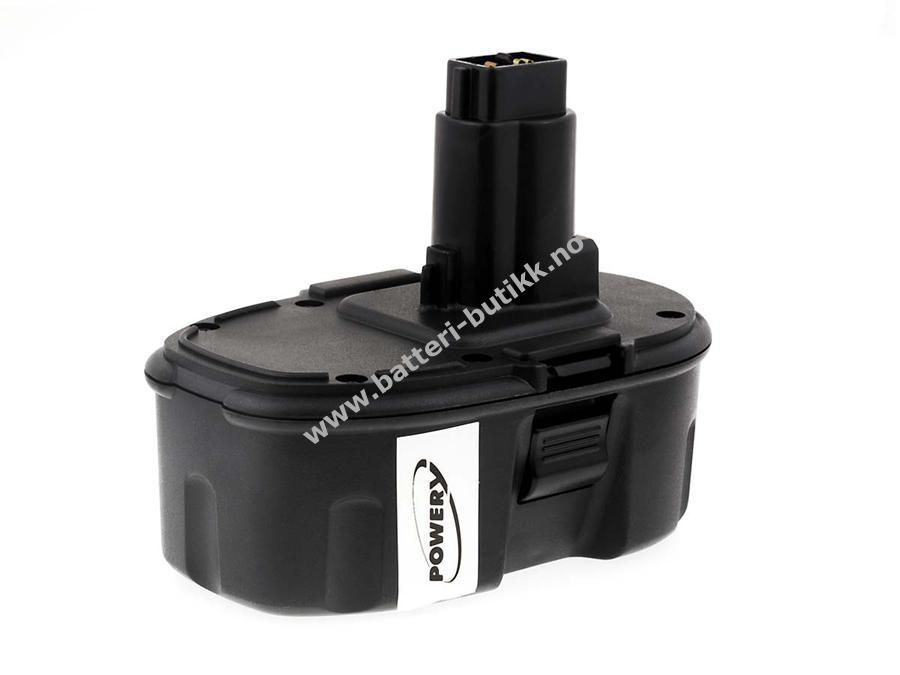 Batteri til Dewalt Rotasjonslaser DW-077-K 3000mAh NiMH* batteri-butikk.no - Billige batterier ...